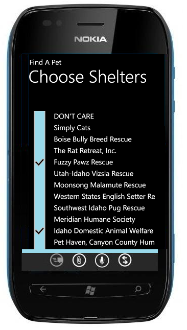 Select Shelters